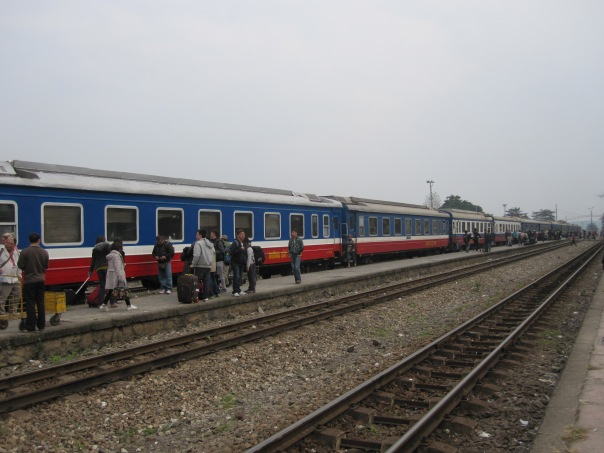 Livitrans Express at Lao Cai