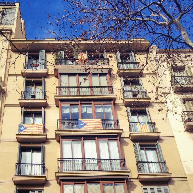catalan apartments