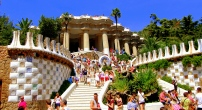 Parc Guell staircase