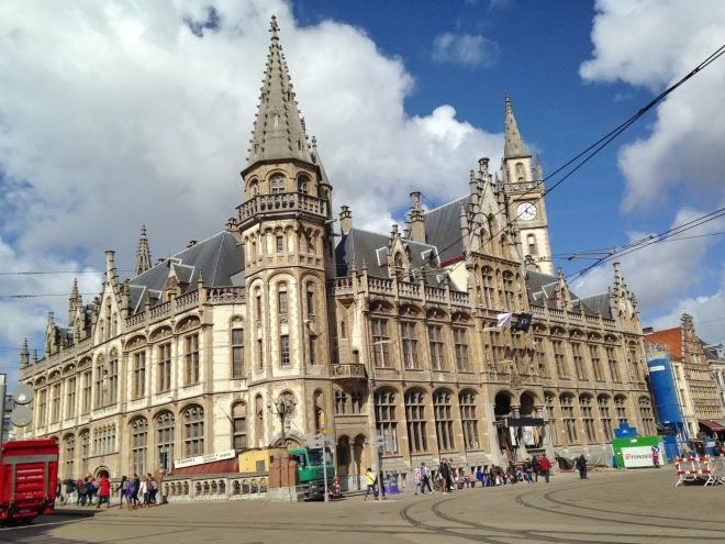 Plaza Sas van Gent, Ghent